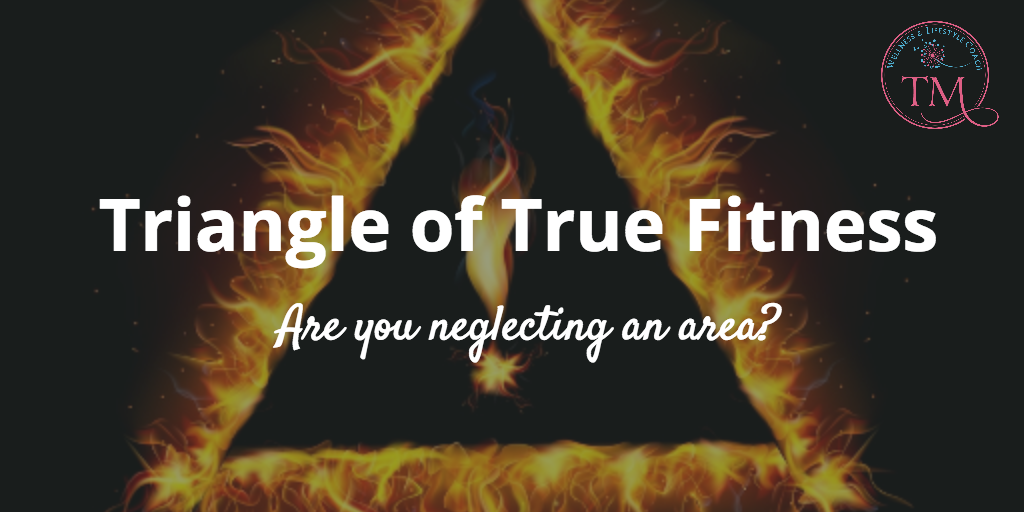 The Triangle of True Fitness: Are You Neglecting an Area?