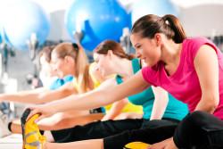 Women Stretching | Tami McVay - Wellness & Lifestyle Coach