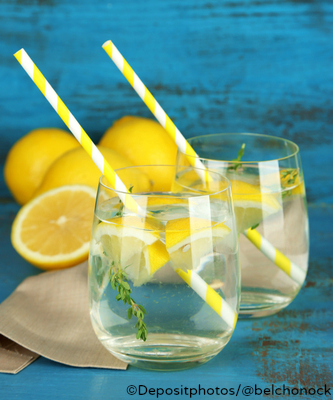 Lemon Water | Tami McVay - Wellness & Lifestyle Coach