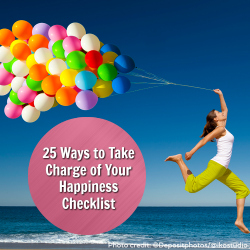 Happiness Checklist | Tami McVay - Wellness & Lifestyle Coach