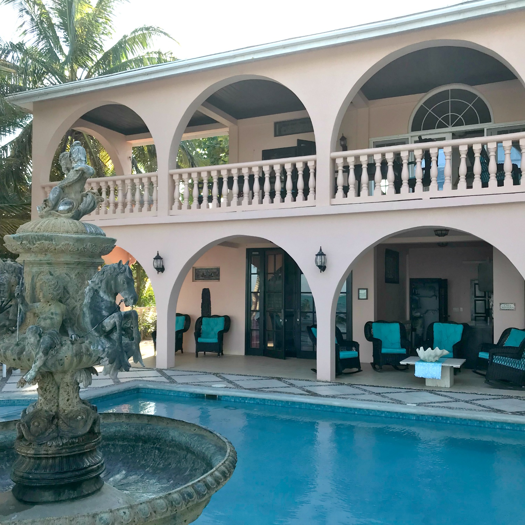 Villa in Belize | DestinationYOU Adventure Retreat | Tami McVay - Business & Lifestyle Strategist | Mentor
