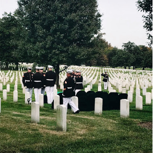 Dan Sidles Arlington National Cemetery | Tami McVay - Business & Lifestyle Strategist | Mentor