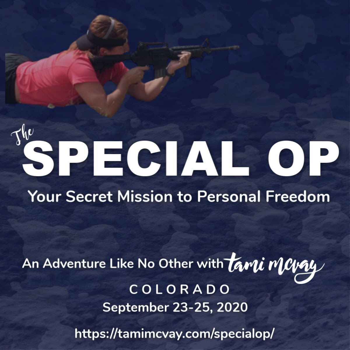 The Special Op | Tami McVay - Business & Lifestyle Strategist | Mentor