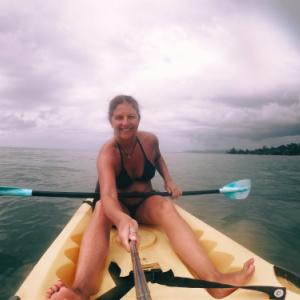 Kayak in Jamaica   Tami McVay   Marine Veteran   High Performance Mentor