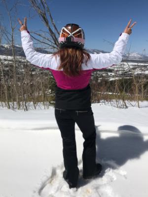 Snowmobiling in Winter Park | Tami McVay | Marine Veteran | High Performance Mentor