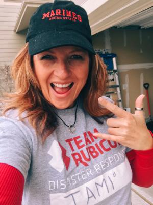 Team Rubicon | One of the Few | Tami McVay | Marine Veteran | High Performance Mentor